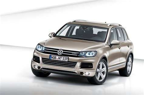 volkswagen touareg 2011 2011 vw touareg officially unveiled the torque report