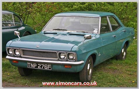 1972 vauxhall victor simon cars vauxhall victor fd
