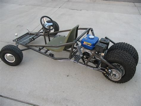 scorpion three wheeled go kart plans drift trike