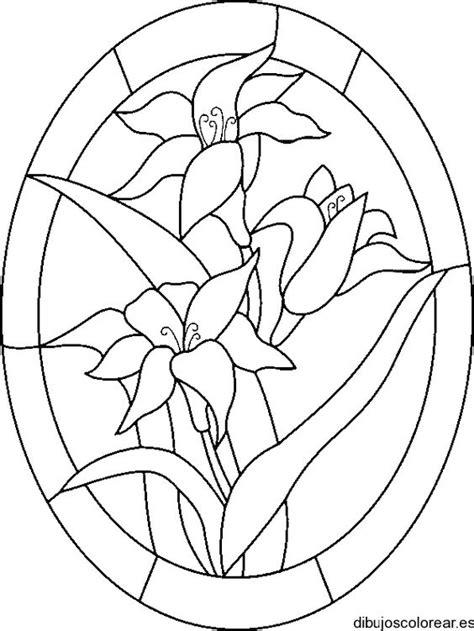 dibujo de vidriera de la virgen mar繝箝a con jes繝篌s para pinterest el cat 225 logo global de ideas
