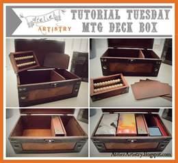 mtg league decks atelier artistry tutorial tuesday mtg magic the