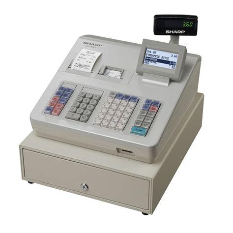 Ac Sharp Thailand sharp xe a307 register with barcode scanner 20 till