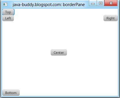 javafx layout borderpane java buddy javafx 2 0 borderpane