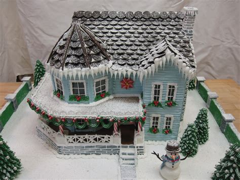 Gingerbread House Plans by Miniature Gingerbread Houses On Gingerbread