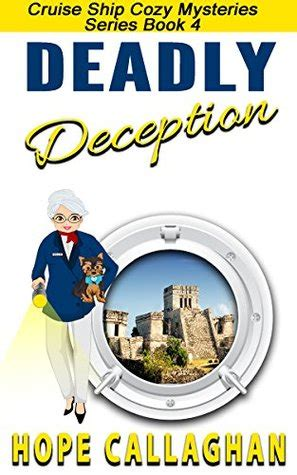 deadly deception city mysteries books deadly deception cruise ship mysteries 4 by