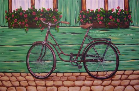 By Jae Retro And Bicycles