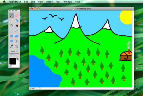 paint for mac paintbrush mac download