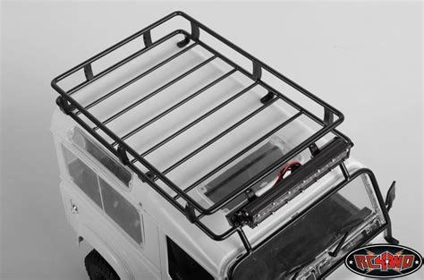 Defender Roof Rack by Rc4wd Arb 1 10 Roof Rack With Window Guard For Defender