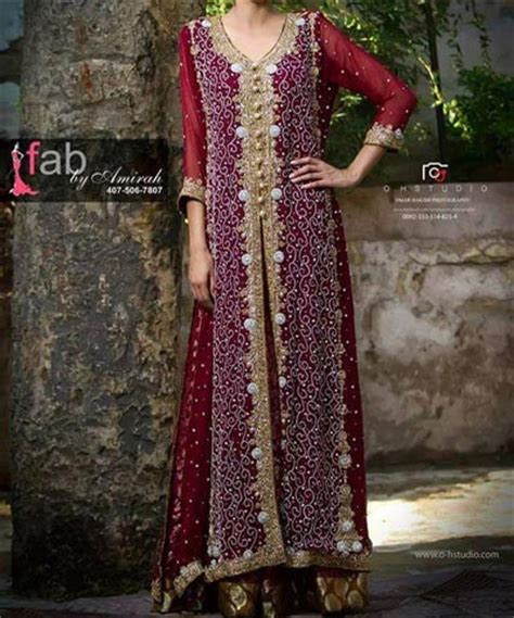 shirts and plazo pakistani suites double open shirt style tail gown frocks plazo dresses