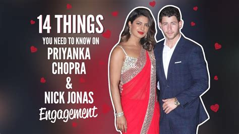 video of priyanka chopra engagement priyanka chopra nick jonas engagement 14 things you need