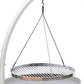 Feuerschale Stahl Oder Edelstahl by Runder Grillrost Aus Verchromten Stahl Oder Edelstahl