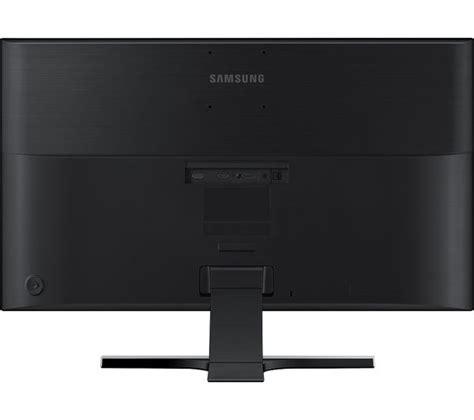 Led Monitor Samsung U28e590ds Led 28 samsung lu28e590ds ultra hd 4k 28 quot led monitor deals pc world