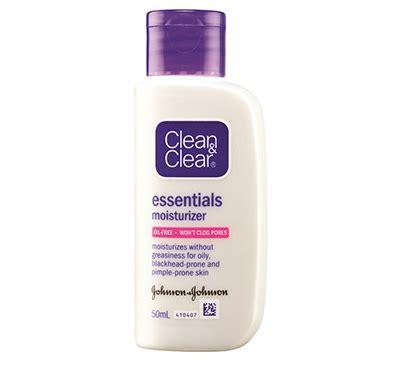 Harga Clean And Clear Essentials Moisturizer clean clear 174 essentials moisturizer clean clear malaysia