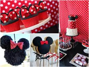 minnie mouse birthday big company the ruby s minnie mouse themed birthday by