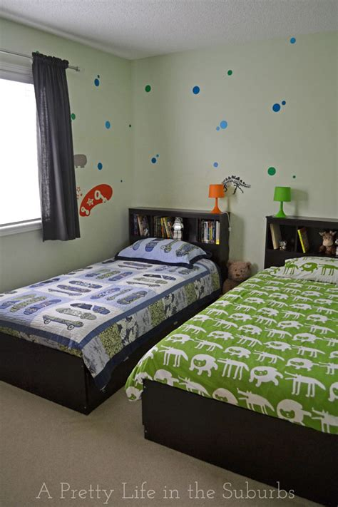 shared bedrooms house tour my boys shared bedroom a pretty life in the