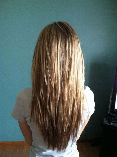 pictures of back of choppy layered hair best 25 long choppy haircuts ideas on pinterest long