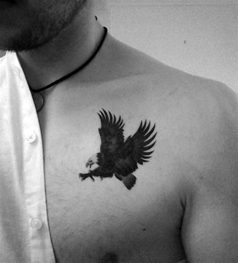 small manly tattoos 50 small chest tattoos for guys masculine ink design ideas