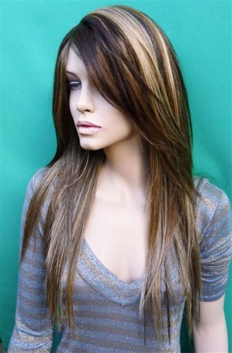 what color low lights look good with white grey hair 25 best ideas about thick highlights on pinterest thick