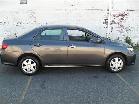 Toyota Corolla 2009 Mpg Find Used 2009 Toyota Corolla Le 35mpg Low
