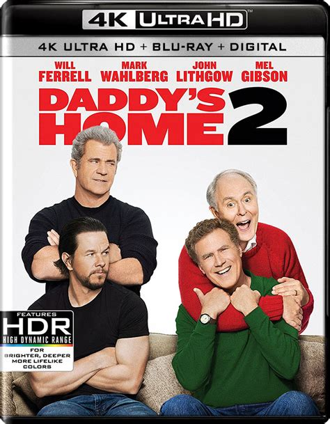 download new movies in hd daddys home 2 by will ferrell and mark wahlberg daddy s home 2 4k 2017 ultra hd 2160p 187 download rips movies 4k hdr