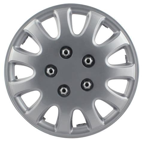 weatherhandler silver   wheel cover