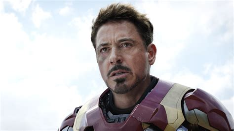 tony stark how captain america civil war created young tony stark