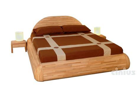 letto cinius letto contenitore matrimoniale in legno massello arca