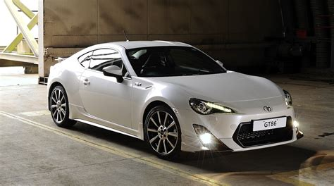 86 trd limited edition model set for uk release   photos 1 of 5