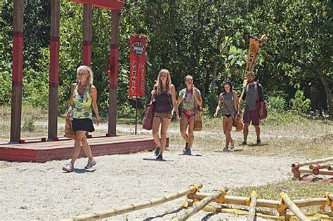 survivor season 27 episode 13 survivor blood vs water recap 10 30 13 season 27