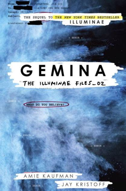 libro gemina the illuminae files gemina the illuminae files series 2 by amie kaufman jay kristoff hardcover barnes noble 174