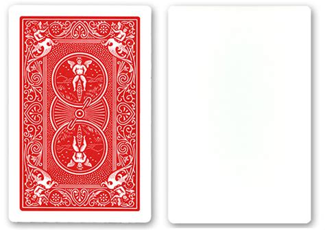 printable blank deck of cards 8 best images of bicycle playing cards box printable