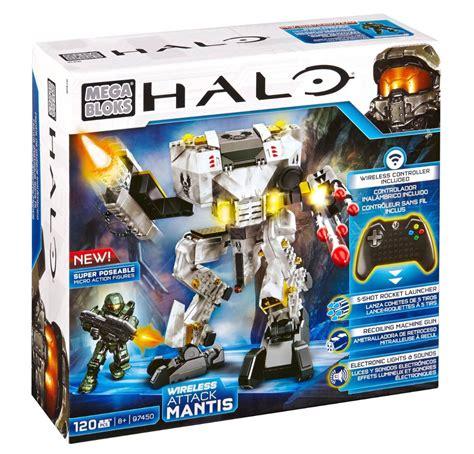 halo attack mega bloks halo wireless attack mantis modelo 97450
