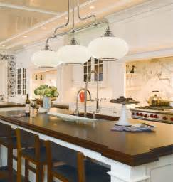 Farmhouse Island Lighting Hudson Valley 9813 On Canton Nickel Island Light Farmhouse Kitchen Chicago By