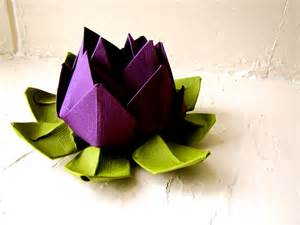Purple And Green Home Decor Paper Lotus Purple And Green Wedding Decor Wedding Bouquet Home Decorations Event