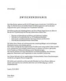 Musterbrief Mietzinsreduktion Schweiz Zwischenzeugnis Muster Muster Und Vorlagen Kostenlos