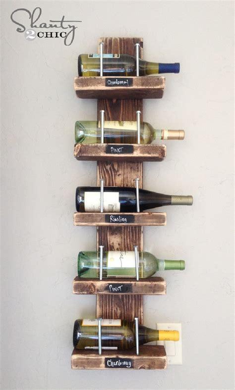 Creative Ideas For Wine Racks by 7 Diy Creative Wine Rack Ideas