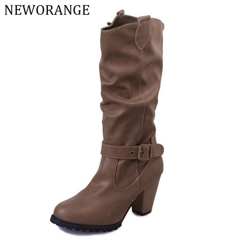 A Find Slouchy Boots Are Stylish by Neworange 2016 Western S Cowboy Boots Fashion
