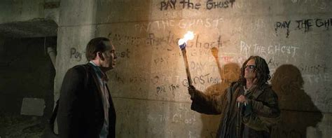 film ghost synopsis pay the ghost movie review film summary 2015 roger ebert
