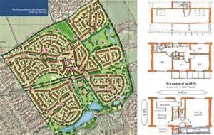 Design Of Houses prp derwenthorpe ruralise