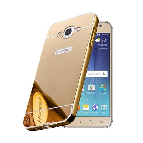Casing Samsung Galaxy E7 Baru jual bumper mirror sliding casing for samsung galaxy e7