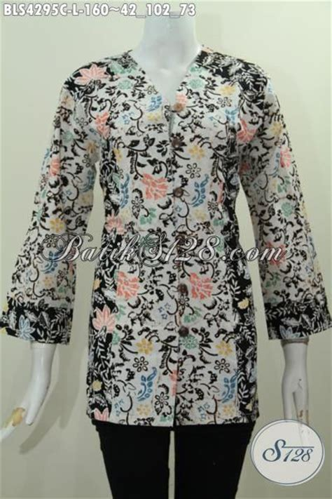 desain baju futsal motif bunga baju blus motif bunga desain dua warna kombinasi baju