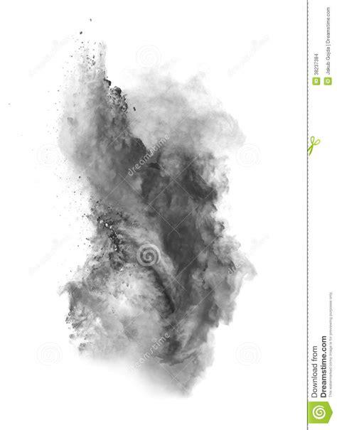 Black dust stock photo. Image of dust, blackbackground