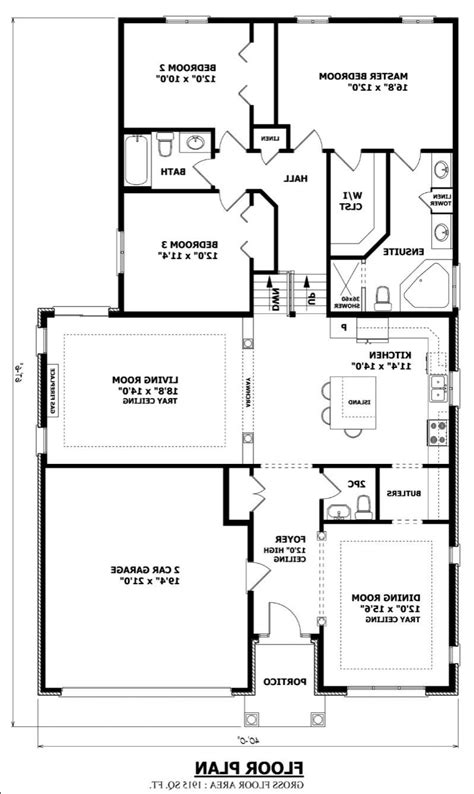 floor plans bc house plans canada with photos