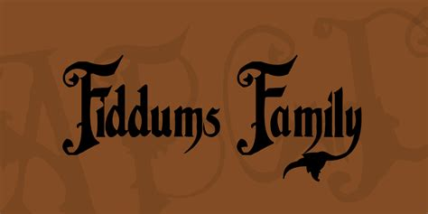 typography family fiddums family font 183 1001 fonts