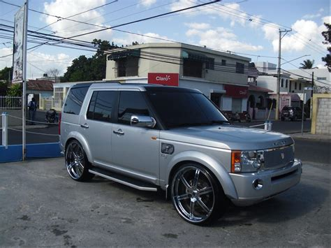 land rover discovery custom land rover discovery dub rodas 26 s big rims custom wheels