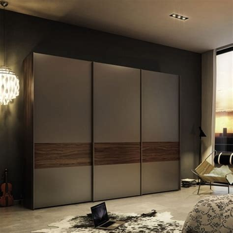 Wardrobe Door Designs For Bedroom Wardrobe With Sliding Doors Hpd438 Sliding Door Wardrobes Al Habib Panel Doors Wardrobes