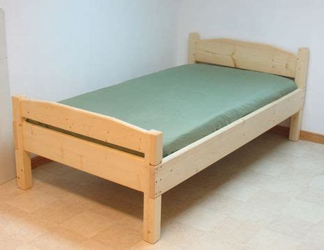 Build Simple Bed Frame Free Easy To Build Bed Plans 187 Curbly Diy Design Decor