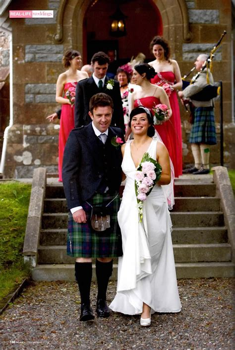 Traditions and Customs of Scotland: Scottish Wedding