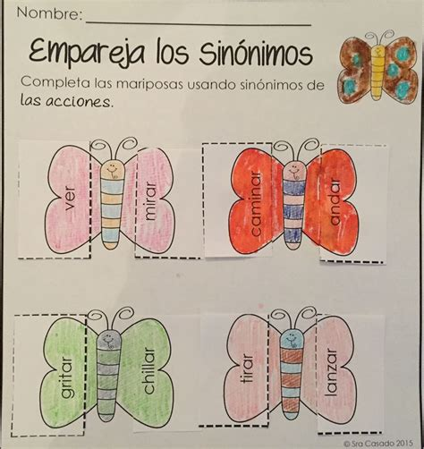 theme synonym in spanish 460 best images about gramatica on pinterest anchor