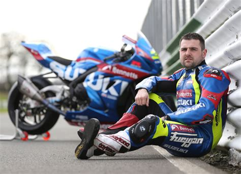 Michael Suzuki Dunlop To Ride Suzuki At Tt 2017 Isle Of Tt Official